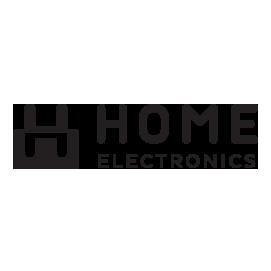Home electronics Logo